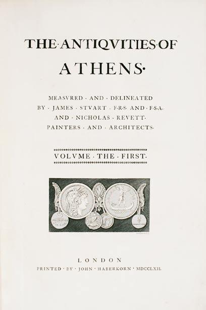 James Athenian Stuart 17131788 Victoria And Albert Museum
