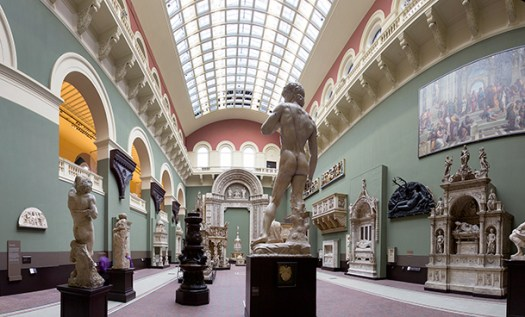 Cast Courts, room 46b Victoria and Albert