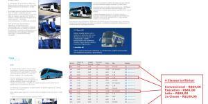 Grupo JCA 2 - Serviço 1a Classe Rodoviário – Conceitos sobre esta categoria de transporte rodoviário