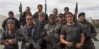 Los mercenarios, video promocional
