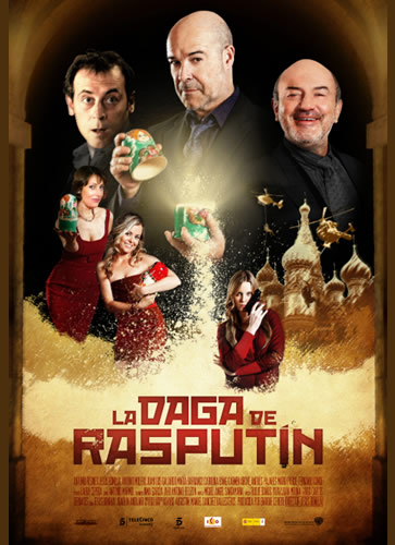 Estrenos de cine - Rasputín