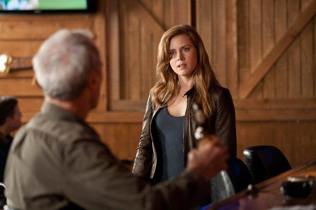 Clint Eastwood y Amy Adams en 'Golpe de Efecto'