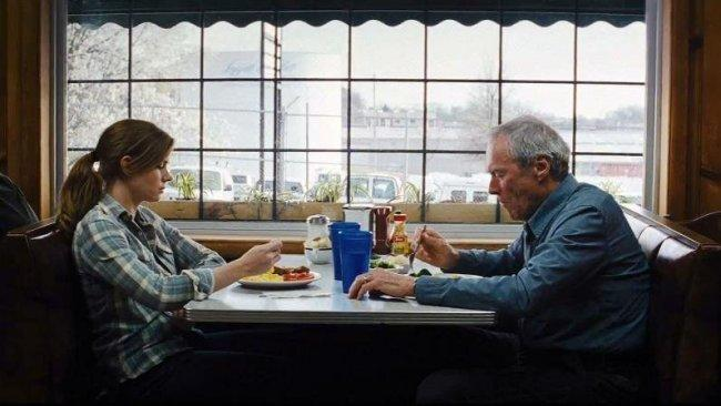 Amy Adams y Clint Eastwood en 'Golpe de Efecto'