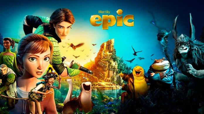 Epic El reino secreto