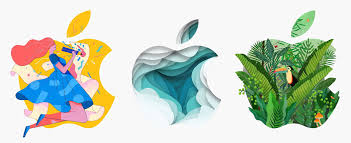 new apple logo