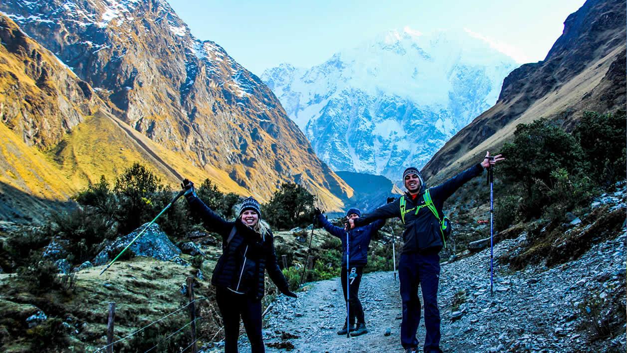 Salkantay Trek Machu Picchu 05 Days