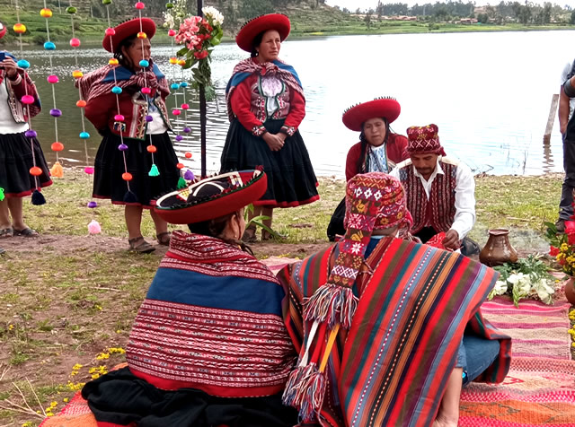 Cusco Andean Wedding
