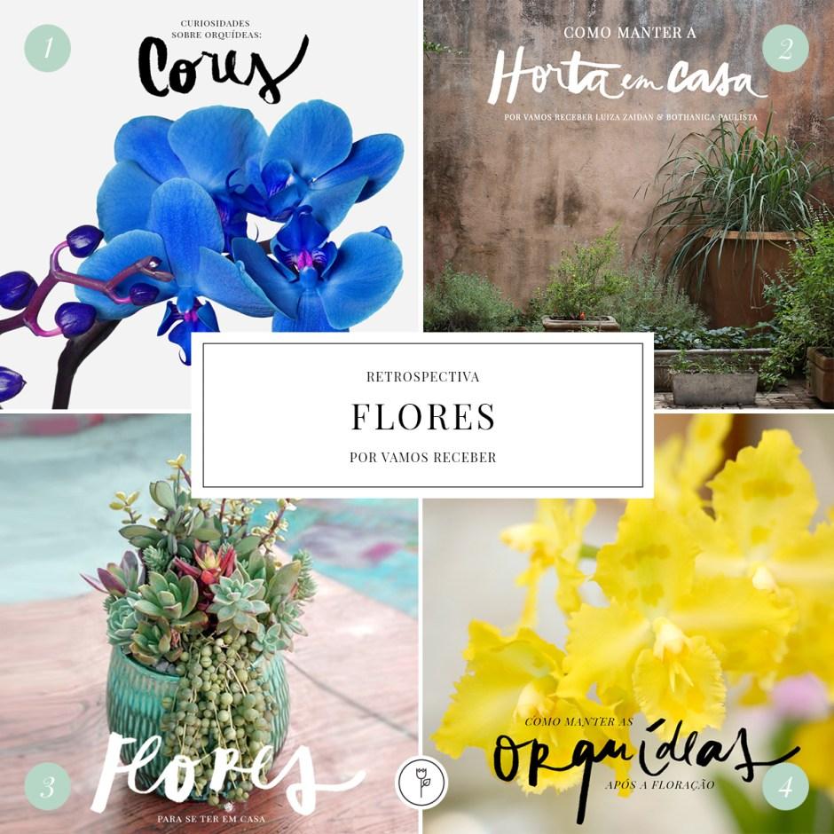 Retrospectiva 2015 - Flores