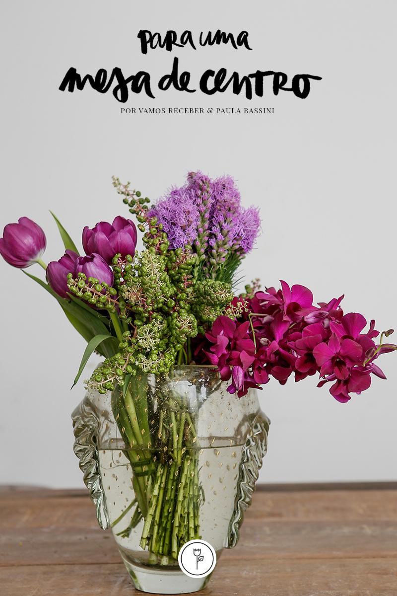 arranjos de flores em muranos