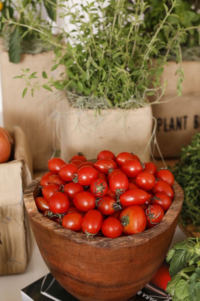 tomatinhos para pizza