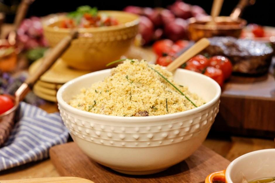 bowl de ceramica bege