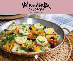 vila de sintra culinário portuguesa