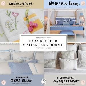 receber visitas para dormir quartos decorados