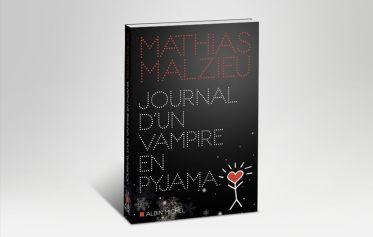 Couverture du livre Journal d'un Vampire en pyjama
