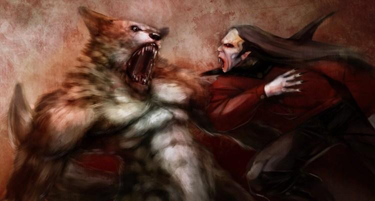Vampirewerewolf