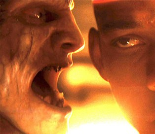 I Am Legend Zombies Huddled Top 10 Scariest Vampir...