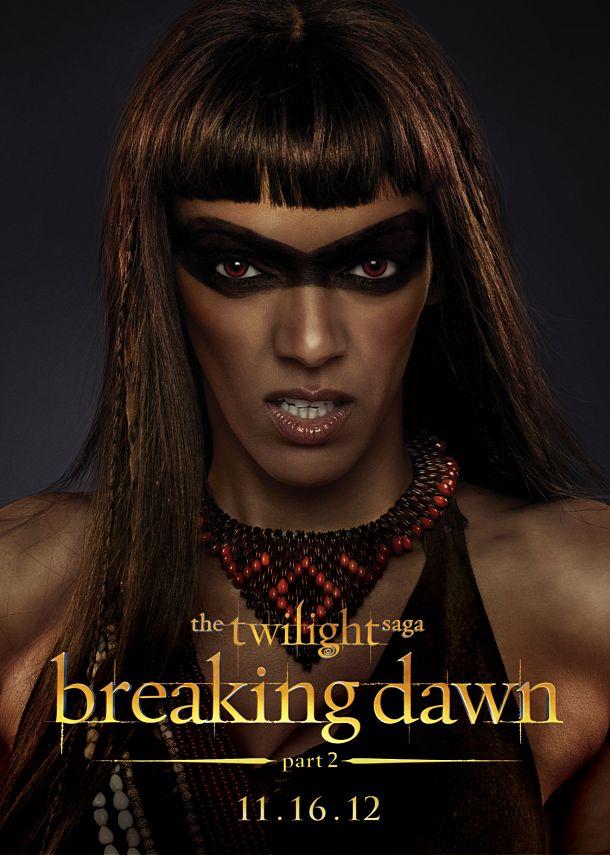 The Covens of The Twilight Saga • Vampires