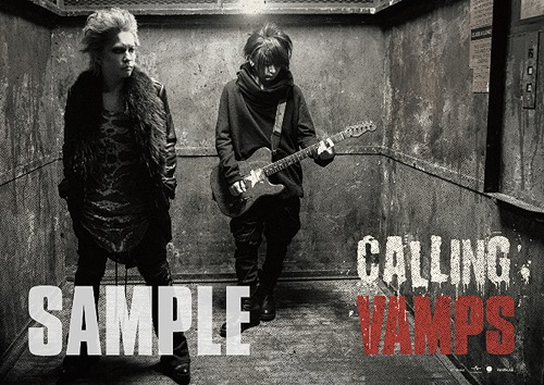 poster calling vamps