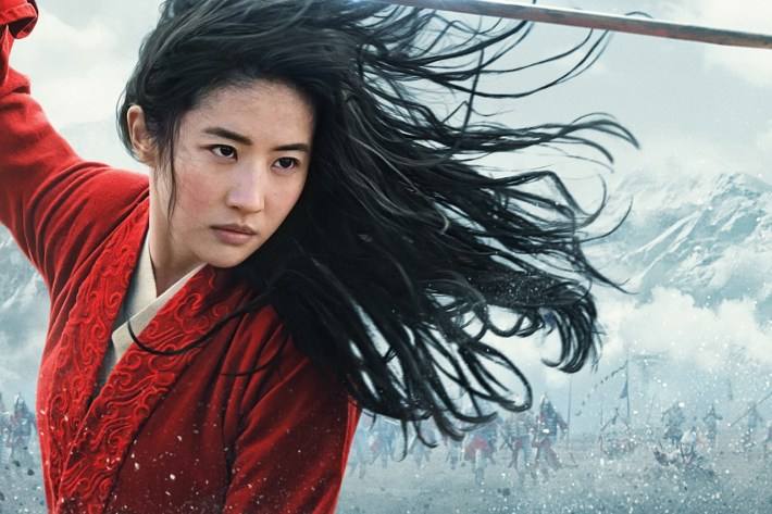 Disney mulan Liu Yifei live action movie film