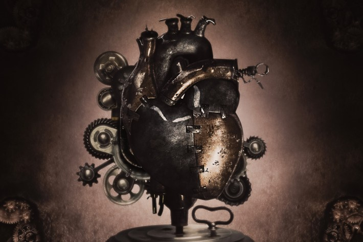 Un carillon senza cuore di Eveline