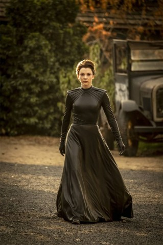 Natalie Dormer in Penny Dreadful: City of Angels (2020)