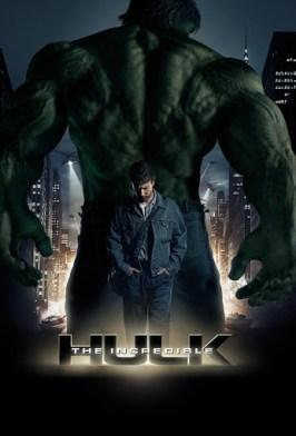 l'incredibile hulk poster