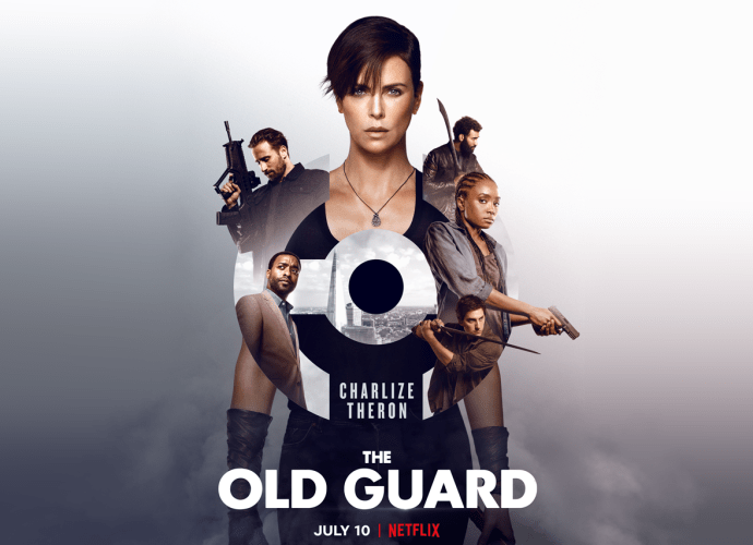 The Old Guard, poster