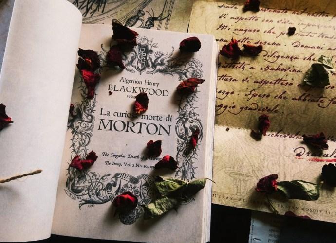 La curiosa morte Morton di Algernon Henry Blackwood – Draculea