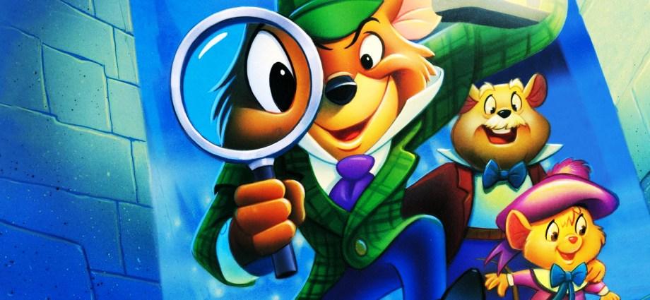 Basil l'investigatopo - Basil mouse detective