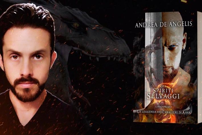 Immagine in evidenza La leggenda dei cavalieri di Asha cover libro