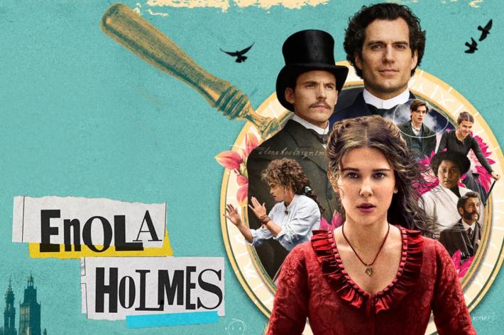 Enola Holmes, una storia nuova per