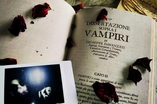 Dissertazione sopra i Vampiri di Giuseppe
