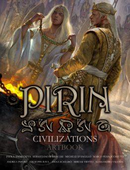pirin civilization book cover