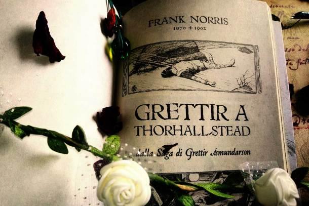Grettir a Thorhall-stead di Frank Norris