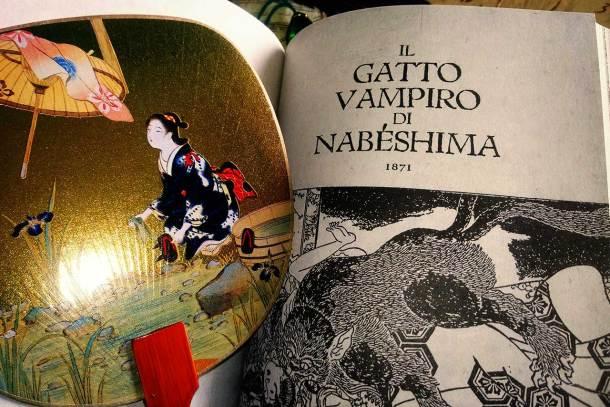 Il gatto vampiro di Nabeshima di