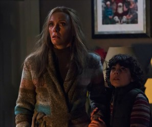 Toni Collette and Emjay Anthony in Krampus (2015)