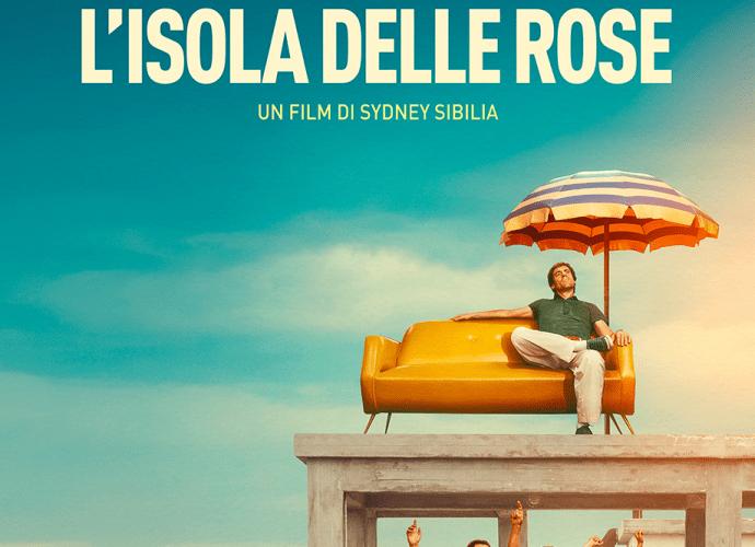 Poster di L'incredibile storia dell'Isola delle Rose. Rose Island poster.