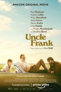 Poster promozionale per Zio Frank/Uncle Frank