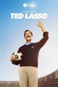 Ted Lasso poster by Apple TV+
