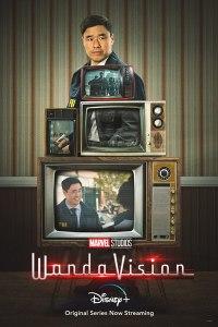 Randall Park as Jimmy Woo in WandaVision