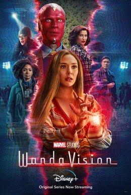 WandaVision poster by Disney