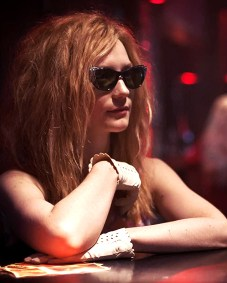 Mia Wasikowska in Only Lovers Left Alive (2013)