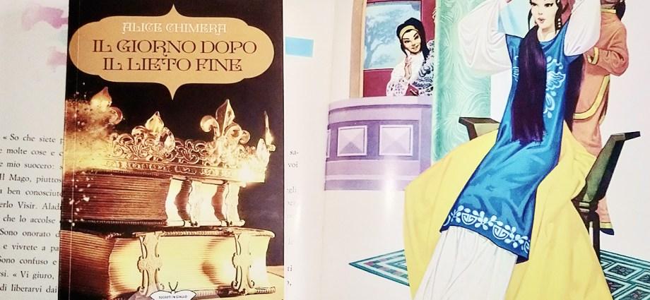 il giorno dopo il lieto fine Aladdin alice chimera