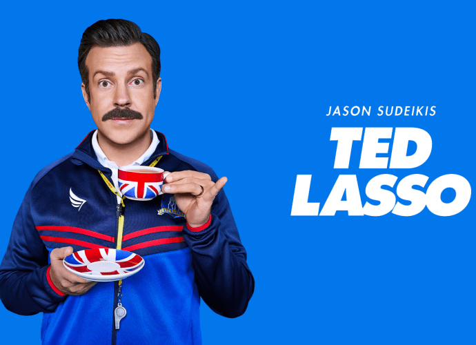 Ted Lasso promotional picture by Apple TV+