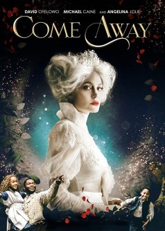angelina Jolie in Come Away (2020)
