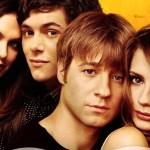 Mischa Barton, Adam Brody, Ben McKenzie, and Rachel Bilson in The O.C. (2003)