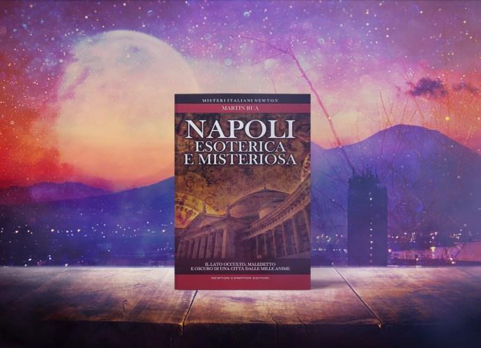 Napoli esoterica e misteriosa immagine copertina