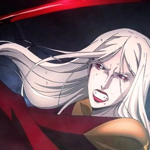 You don't Deserve my Blood Castlevania 2021