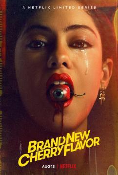 Al nuovo gusto di ciliegia (2021) Rosa Salazar in Brand New Cherry Flavor (2021)