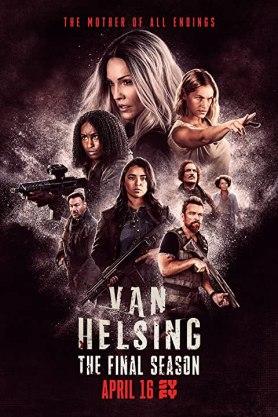 Aleks Paunovic, Kelly Overton, Jonathan Scarfe, Nicole Muñoz, and Keeya King in Van Helsing (2016)